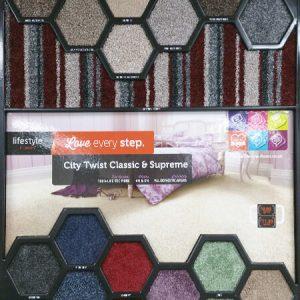 City Twist Supreme & Luxury Carpet